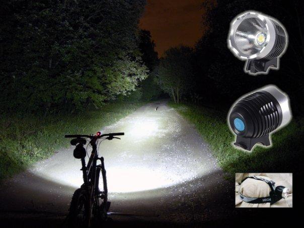 Освещение для велосипеда