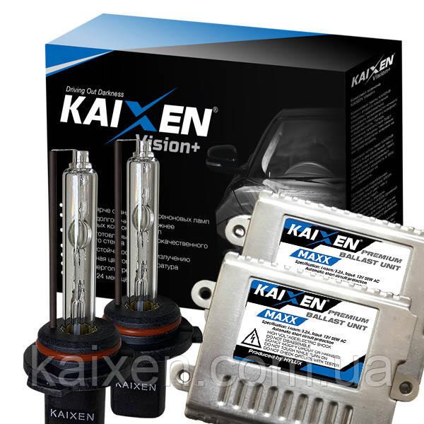 Ксенон 9006/HB4 4300K 35W 3800Lm KAIXEN MAXX