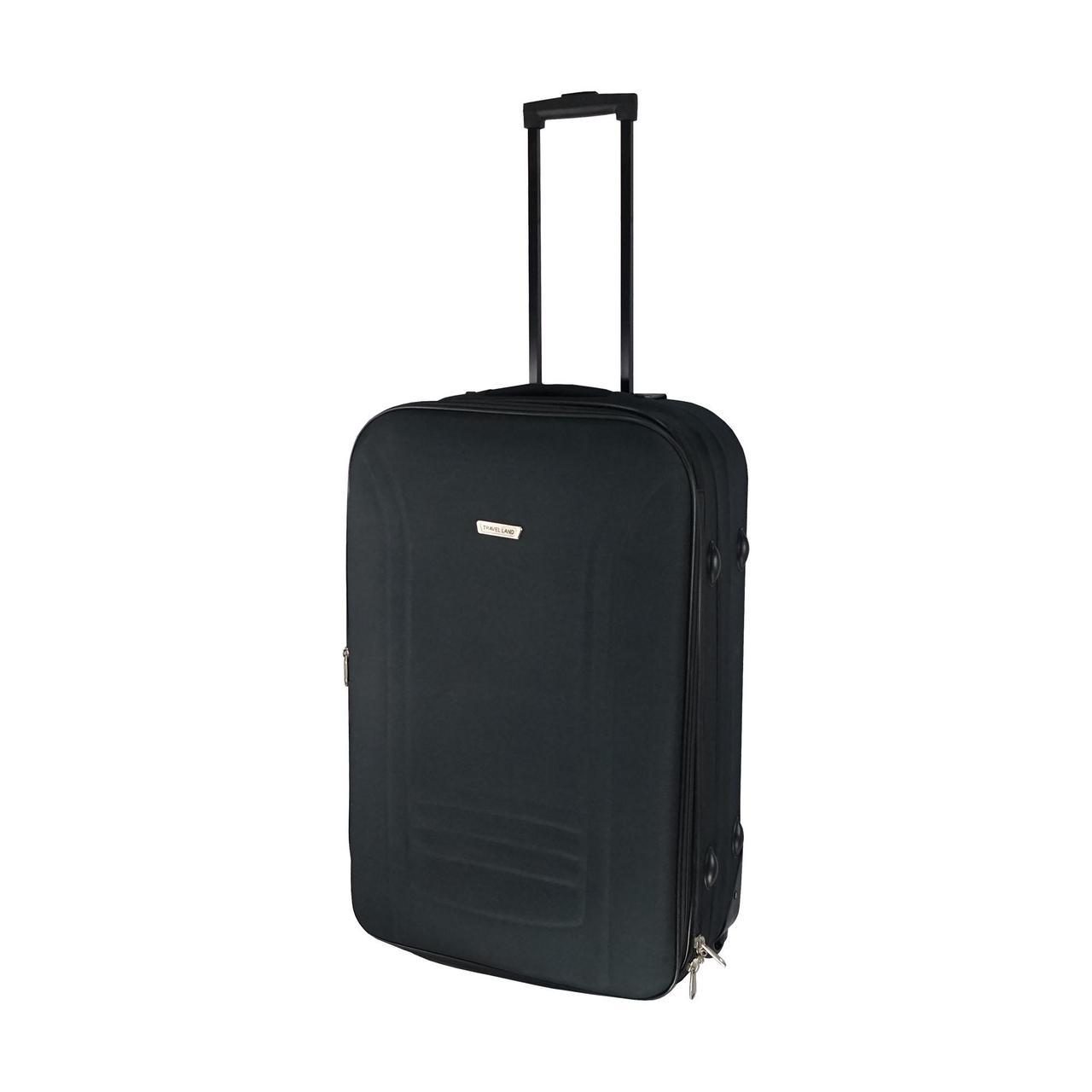 2a9bcd28bcee Чемодан на колесиках Travel Land (68*42 см.) - чемодан среднего размера