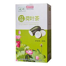 Чай для похудения из листьев лотоса, кассии и дыни 160г (40 пакетиков)