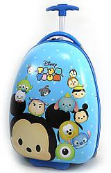 "Детский чемодан на колесах ""Disney Tsum Tsum"""