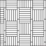 Способ укладки замковой виниловой плитки Step Fashion №1