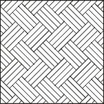 Способ укладки замковой виниловой плитки Step Fashion №2