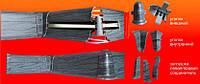 Плинтус лакированный с центральным кабель-каналом Graff