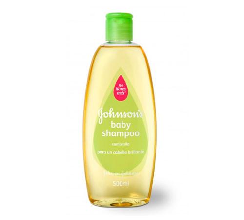 Johnson's Baby Camomile детский шампунь для волос с ромашкой 500 ml