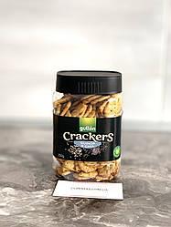 Крекеры Gullon Crackers Qunoa & Chia с киноа и семенами чиа 250 грм