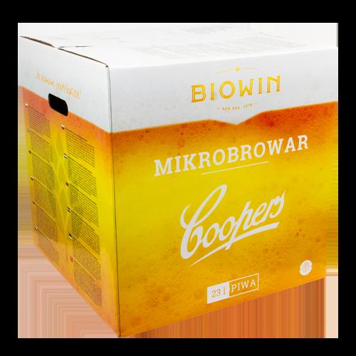 """Набор домашнего пивовара Микро-Бровар """"1"""", BIOWIN Польша"""