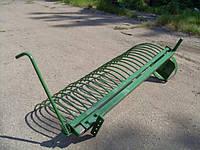 Грабли для мотоблока (2 м) грабли для сена