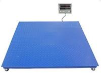 Весы платформенные электронные серии PW на 4-х датчиках ВПЕ-центровес-1010-1-Э*
