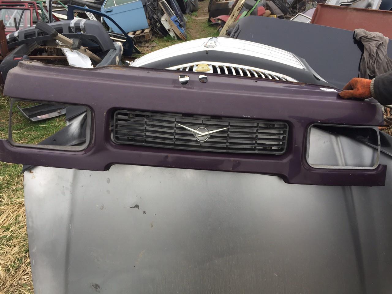 Панель облицовки кузова УАЗ 3160 Симбирь решетка радиатора бу