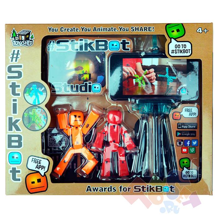 Набор Stikbot 2105 для анимации и создании мультиков