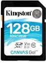 Карта памяти Kingston Canvas Go SD [SDG/128GB]