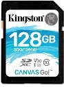 Карта памяти Kingston Canvas Go SD [SDG/128GB], фото 2