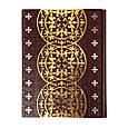 """Книга в шкіряній палітурці """"Рубаї"""" Омар Хайям (М0), фото 6"""