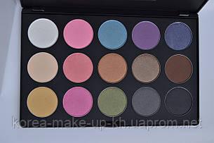 Палитра тени Mikatvonk Eye Shadow Palette, фото 2