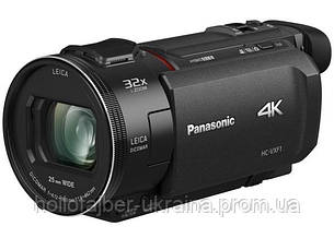 Цифровая видеокамера 4K Flash Panasonic HC-VXF1EE-K (HC-VXF1EE-K)
