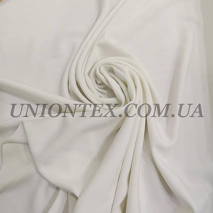 Костюмная ткань анжелика молочная, фото 2