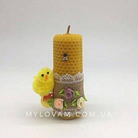 Пасхальная свеча Свеча из вощины Восковые свечи