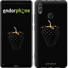 """Чехол на Huawei Honor Note 10 Черная клубника """"3585u-1558-851"""""""