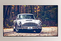 Фото картина на холсте Автомобиль 007. 54*30,5 см.