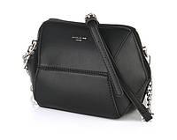Женская стильная сумка David Jones (709) black, фото 1