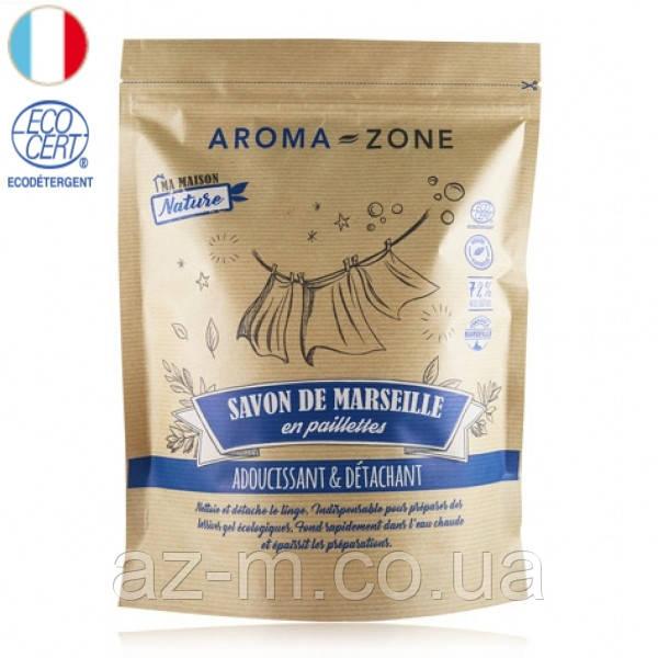 Мыло Марсельское растительное (минеральные хлопья) 500 г.