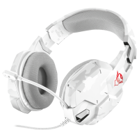 Гарнитура IT TRUST GXT 322W Gaming Headset - white camouflage