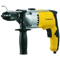 Дрель Stanley STDH8013C ударная, 800Вт, 13мм, 0-3000об/мин.