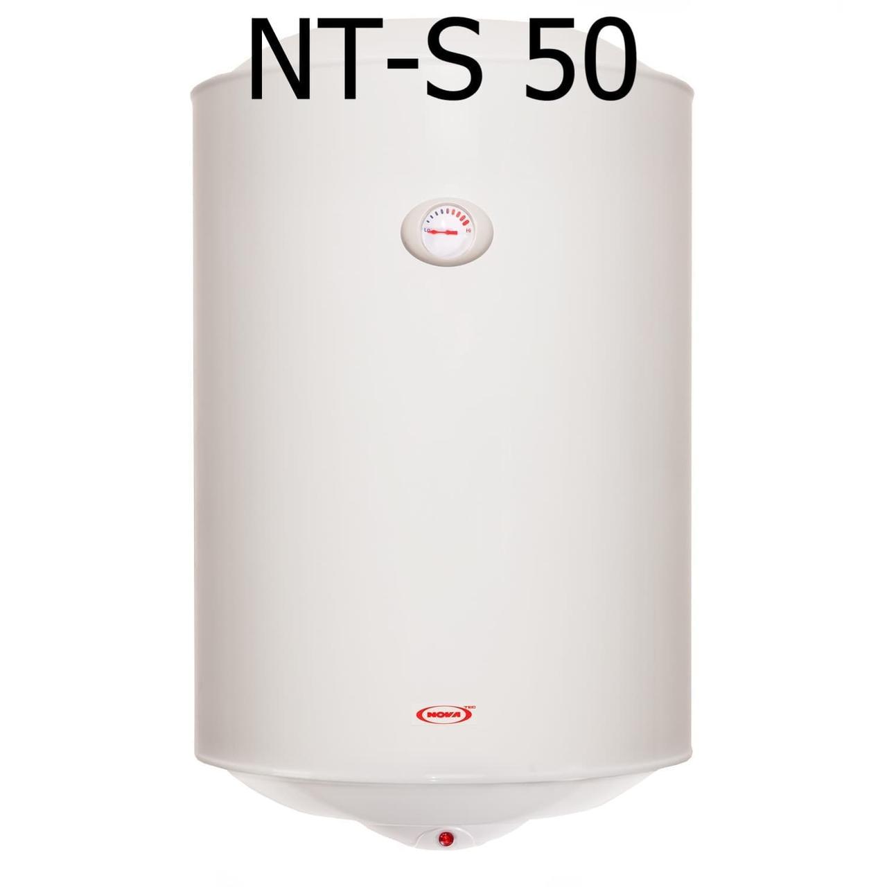 Бойлер, водонагрівач NOVA TEC NT-S 50