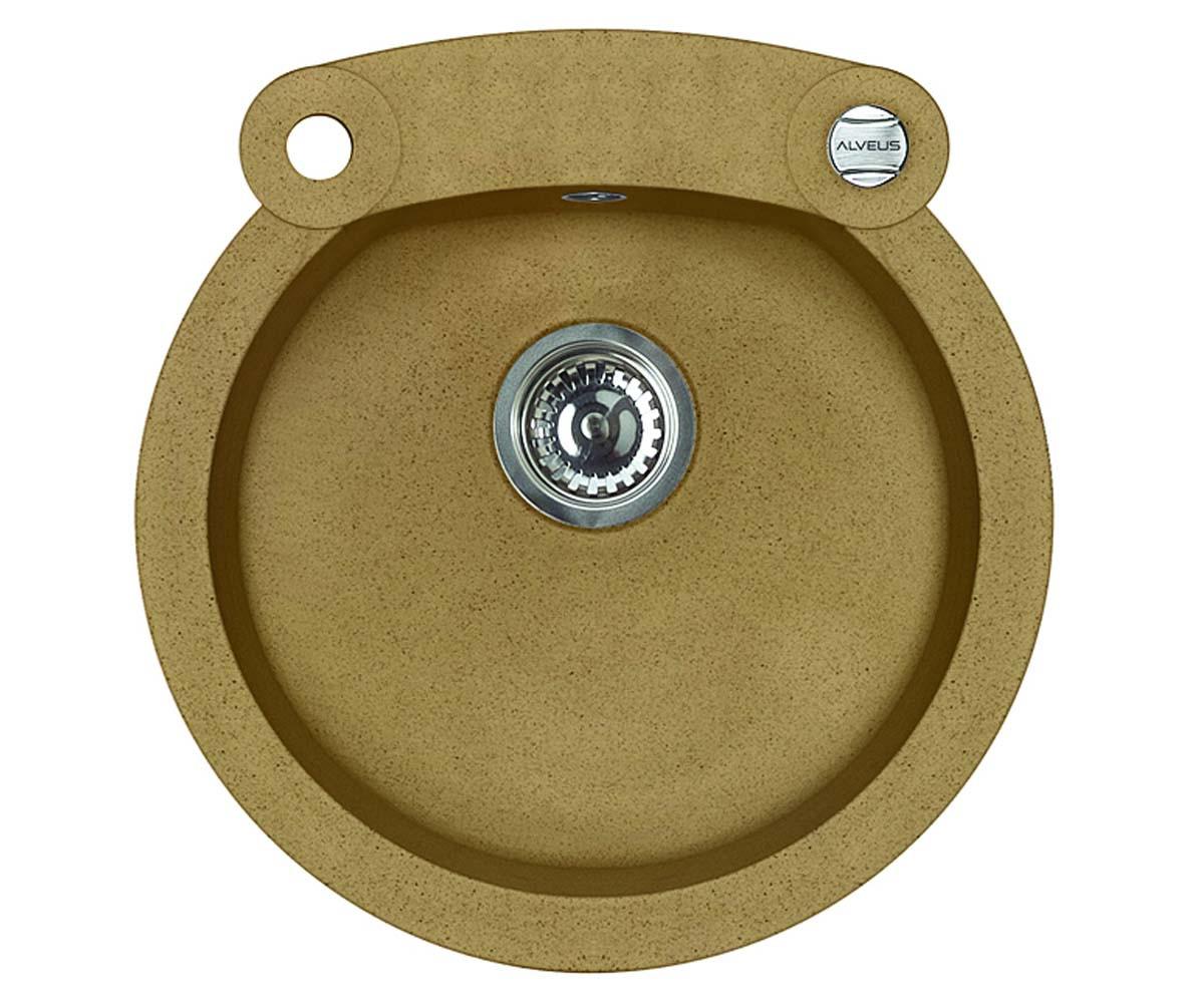 Кухонная мойка Alveus R&R Roll 10 (Granital) (с доставкой)