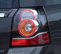 Задние фонари LED на Land Rover Freelander 2 2007-2015