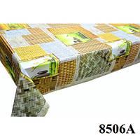 Клеенка (8506A) силиконовая, без основы, рулон. Китай. 1,37м/30м