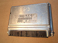 AUDI A6 C5, блок управления 4B0 907 401 C, 0 281 001 836