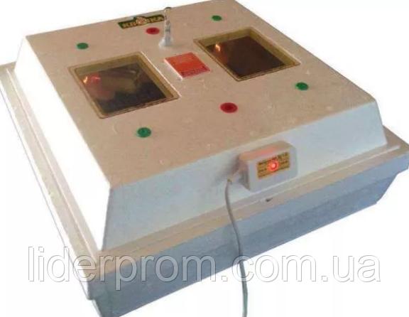 Инкубатор Квочка МИ-30 ручной, мембранный регулируемый 70 яиц