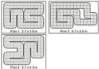 Трек 24 м2 Firelap LXX-2 для автомоделей 1к28 - 139683