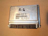 Блок управления AUDI A6 C5, 0281001931, 4B0907401K, 4B0 907 401 K
