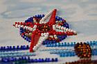 Набор-миди для вышивки бисером Манящие дали (20 х 20 см) Абрис Арт AMB-007, фото 2