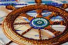 Набор-миди для вышивки бисером Манящие дали (20 х 20 см) Абрис Арт AMB-007, фото 4