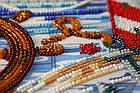 Набор-миди для вышивки бисером Манящие дали (20 х 20 см) Абрис Арт AMB-007, фото 5