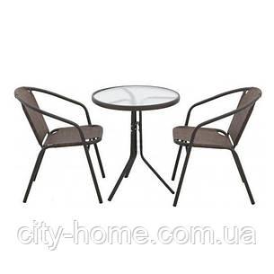 Комплект мебели стол и 2 стула EMMA, фото 2