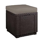 Стілець-пуф вуличний Cube