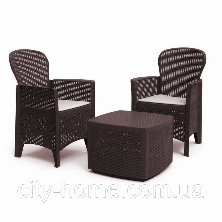 Комплект мебели Tree Set коричневый