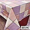 Клеенка (8519C) силиконовая, без основы, рулон. Китай. 1,37м/30м