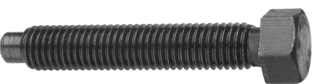 Болт М48 DIN 561 (ГОСТ 1481) із зменшеною головкою і цапфой, фото 2