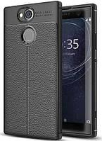 Чехол Touch для Sony Xperia XA2 Plus / H4413 бампер оригинальный черный