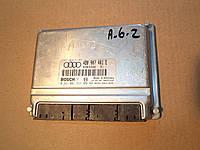 Блок управления AUDI A6 C5, 0 281 001 833, 4B0 907 401 E