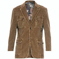 KROON пиджак р.44-46-162-168 р.18R вельветовый стильный фирменный подростковый из США