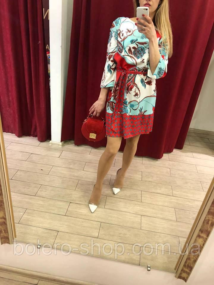 Женское платье летнее Италия
