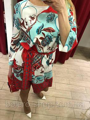Женское платье летнее Италия, фото 2