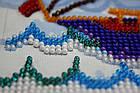Набор-миди для вышивки бисером Попутный ветер (20 х 20 см) Абрис Арт AMB-010, фото 5